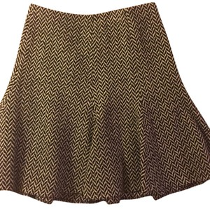 Emporio Armani Skirt Black & White pattern