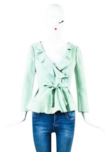 Moschino Cheap And Chic Green Jacket