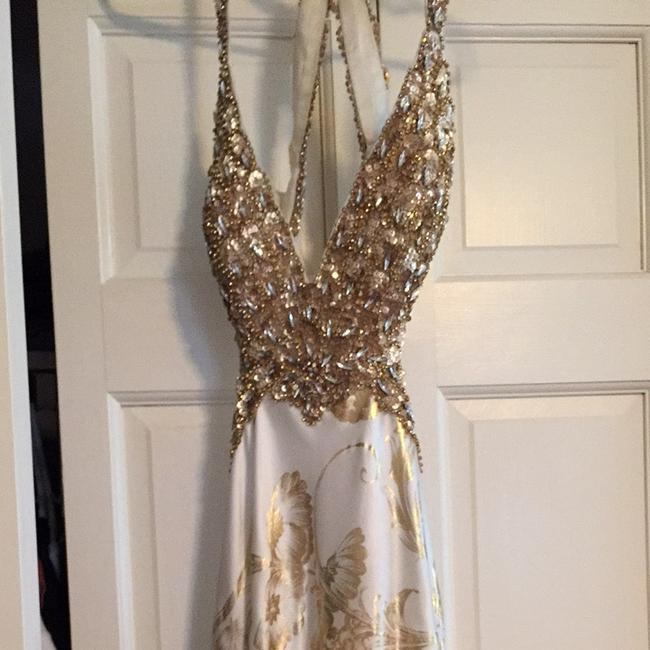 Mac Duggal Couture Dress