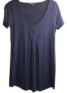 Gap Maternity T Shirt Navy
