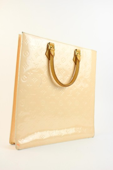 Louis Vuitton Custom Limited Edition Special Order Satchel in BEIGE