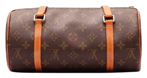 Louis Vuitton Papillon 26 Barrel Shoulder Bag