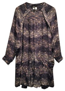 Isabel Marant short dress Purple on Tradesy