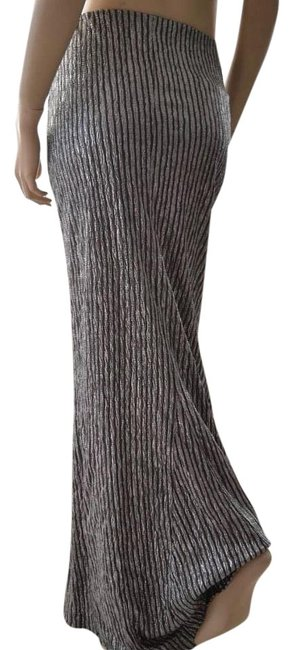 Preload https://img-static.tradesy.com/item/20003462/bcbgeneration-silver-new-bcbg-brown-metallic-long-maxi-skirt-size-2-xs-26-0-2-650-650.jpg