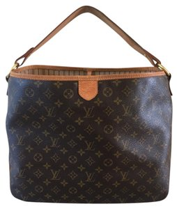 Louis Vuitton Monogram Delightful Shoulder Bag
