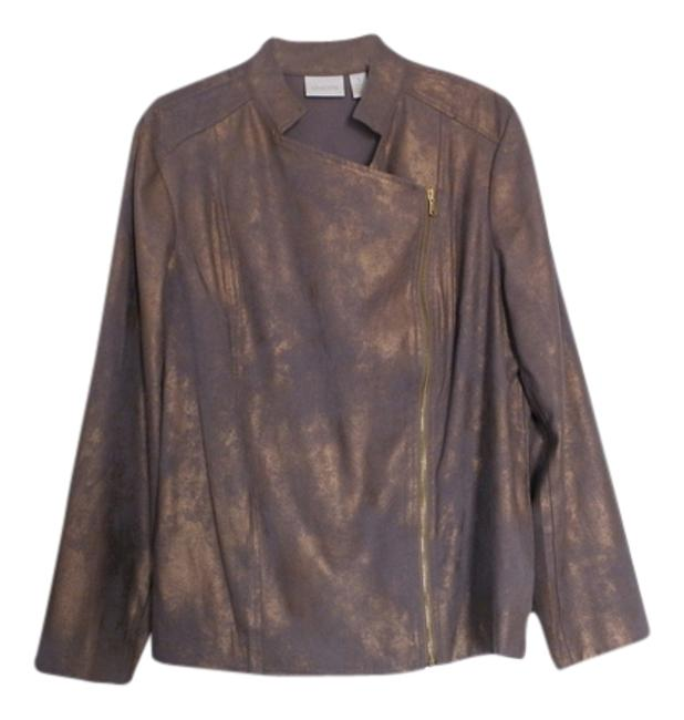 Preload https://item3.tradesy.com/images/chico-s-tan-with-gold-undertones-faux-suede-blazer-size-18-xl-plus-0x-2000422-0-0.jpg?width=400&height=650