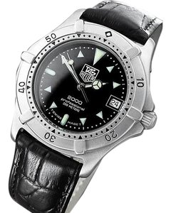 TAG Heuer TAG Heuer Professional 2000 Mens Diver Watch, 964.006