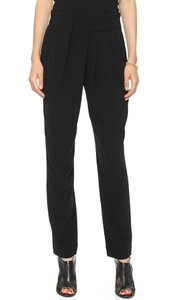 L'AGENCE Relaxed Pants black
