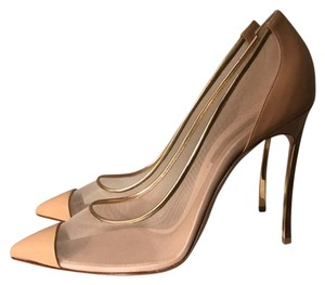 Casadei Beige Pumps