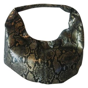 Ted Rossi Leather Hobo Bag