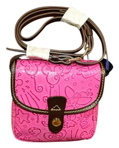 Dooney & Bourke Messenger Mickey Mouse Cross Body Bag