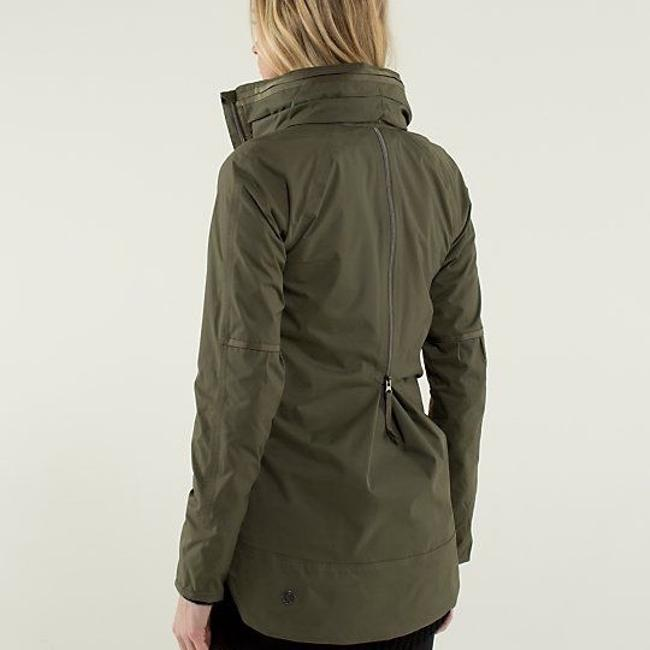 Item - Fatigue Green Fo Drizzle 1st Edition Jacket Size 10 (M)