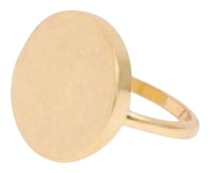 Madewell NWT Solid Circle Ring