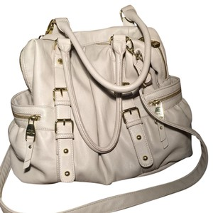 Steve Madden Satchel in Off White