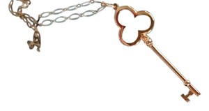 Tiffany & Co. Tiffany Trefoil Key Pendant