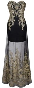 Gatsby Art Deco Gothic Dress