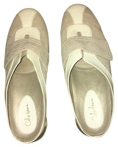 Cole Haan Beige, white/cream Flats
