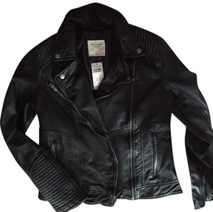 Abercromie and fitch Motorcycle Jacket