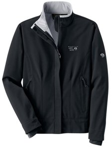 Mountain Hardwear Black Jacket
