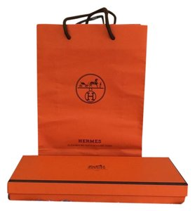 Hermès Box and Paper Bag for Wallet and Accessories