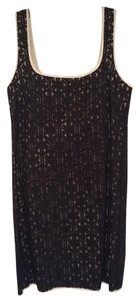 Bailey 44 short dress black and white Lace on Tradesy