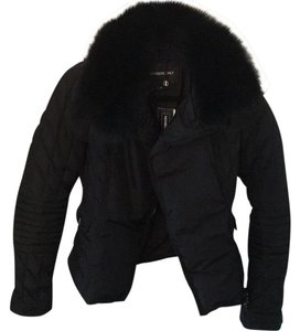Members Only Fur Coat
