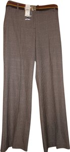Ann Taylor LOFT Flare Pants Brown