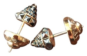 Henri Bendel Henri Bendel Rock Stud Earrings