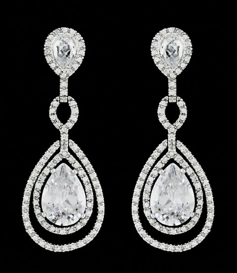 Aaa Cz Earrings