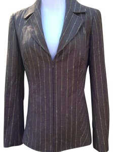 Eccoci Brown Jacket