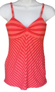 Ella Moss Red Salmon Adjustable Top Reds