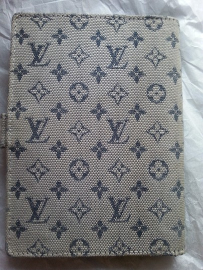 Louis Vuitton LOUIS VUITTON Micro Monogram canvas Notebook cover Agenda pm