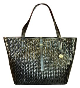 Brahmin Shoppers All Day Tote in Black