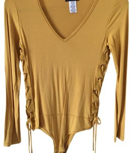Top Chic Top Mustard/Yellow