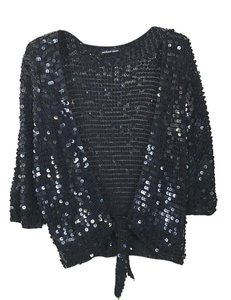 Michael Simon Sequin Holiday Sweater