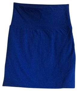 BDG Mini Skirt Blue