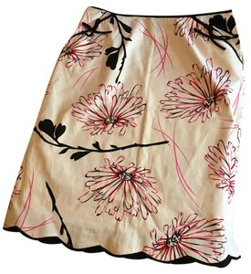 Other Skirt Pink white and black