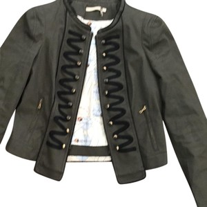 Leifsdottir Military Jacket