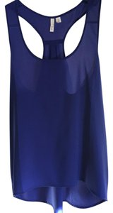 Frenchi Top Blue