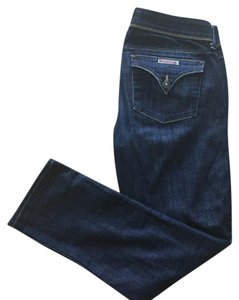 Hudson Jeans Classic Distressed Skinny Jeans