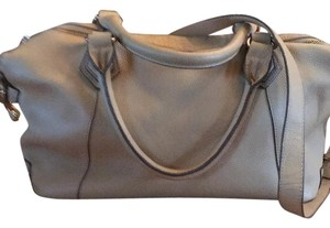 Ora Delphine Tote in Light Tan