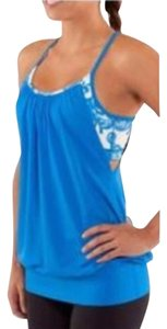 Lululemon Top Blue
