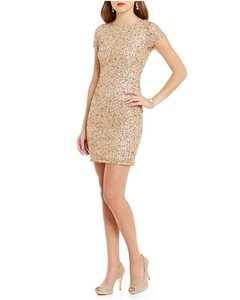 Adrianna Papell Cocktail Christmas Holiday Bridesmaids New Years Eve Dress