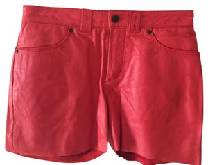 Winter Kate Dress Shorts RED