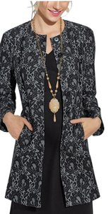 CAbi Lacy Jacker Lacyjacket Lace Trench Coat