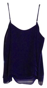 Parker Spaghetti Straps Top Royal Blue