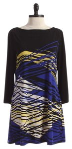 Style & Co short dress Black Multi on Tradesy