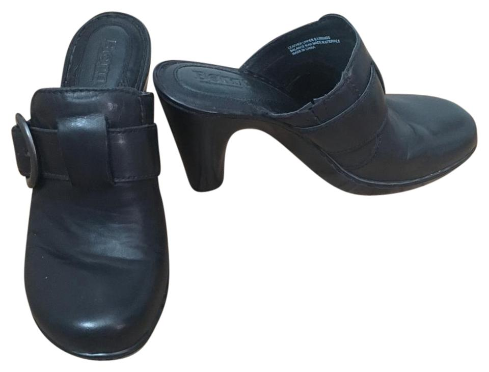 womens delivery Børn Black Mules/Slides Rich on-time delivery womens a5c1b2