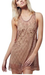 Free People short dress Blush on Tradesy