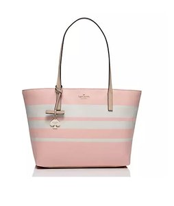 Kate Spade New With Tags Tote in Urchin Pink & Cement